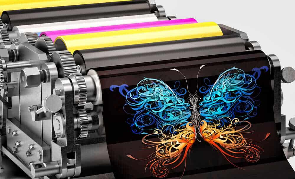 Digital Printing and Sticker Printing service in Dubai
